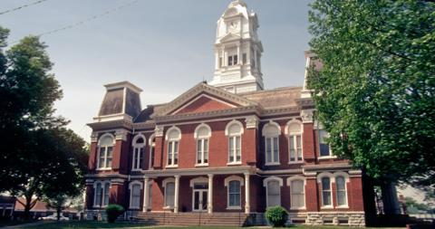 Howard County Courthouse